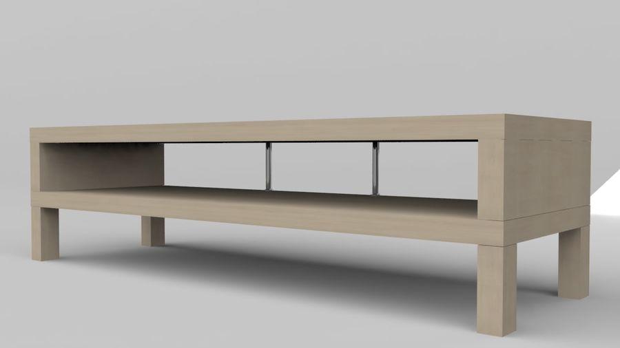 meuble tele ikea lack modele 3d 10