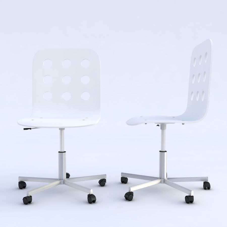 ikea jules chair kmart beach chairs swivel 3d model 29 obj max free3d royalty free preview no 6