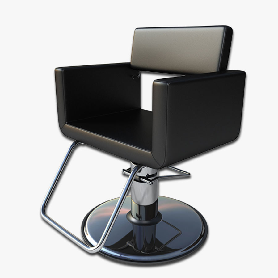 Salon Chair 3D Model 39  max obj fbx 3ds  Free3D