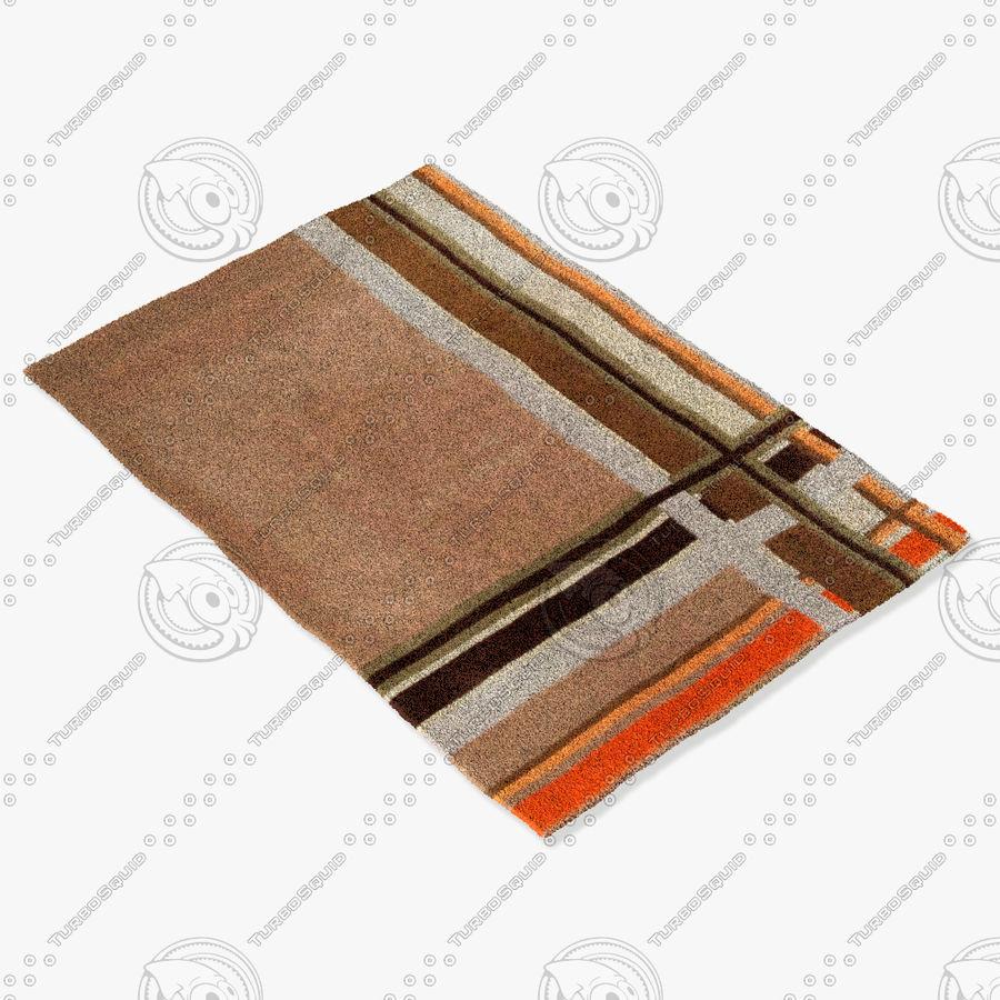 tapis roche bobois farenheit modele 3d