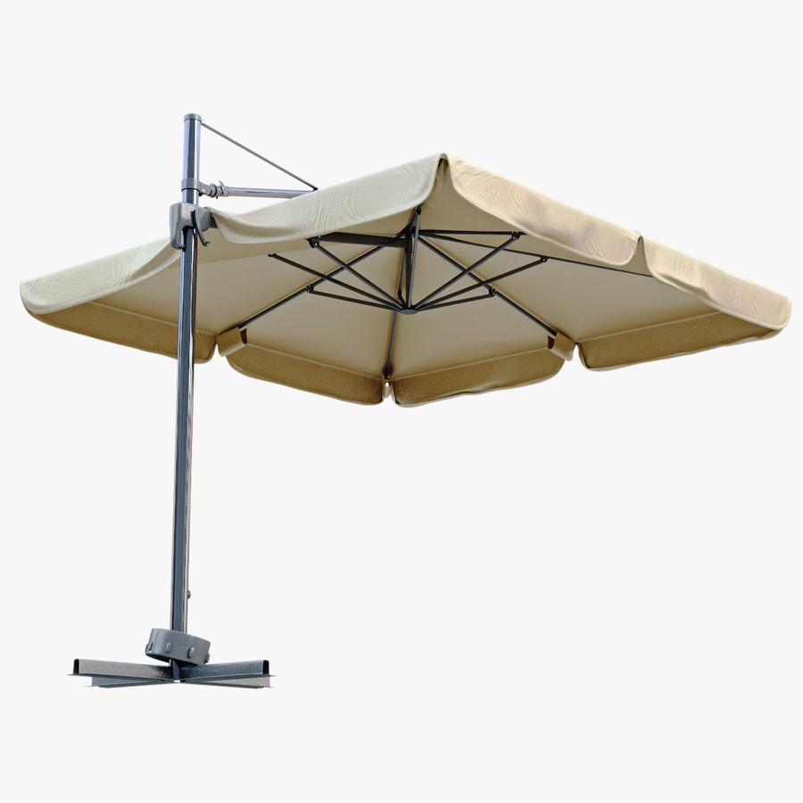 patio umbrella modern 3d model 29