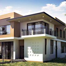 3D Model Luxury Villas