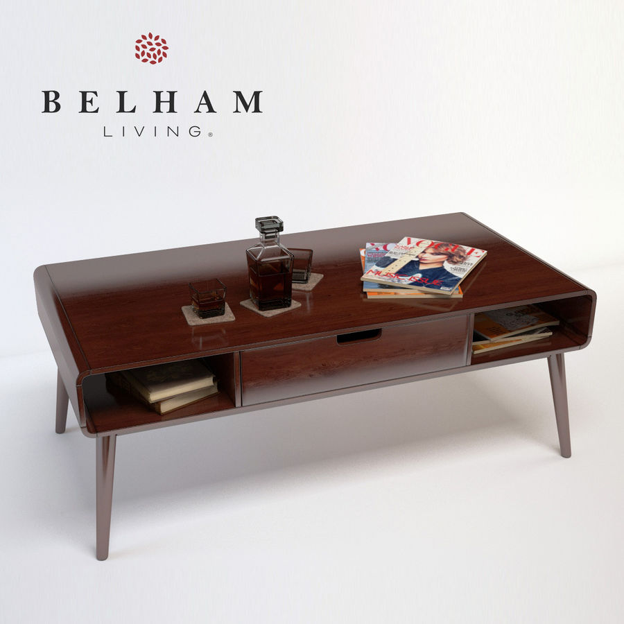 belham living carter mid century modern