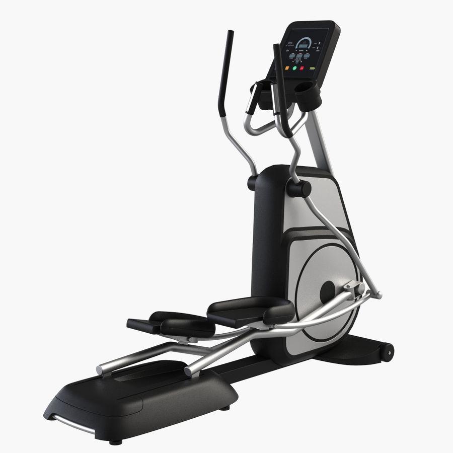 gym equipment elliptical trainer
