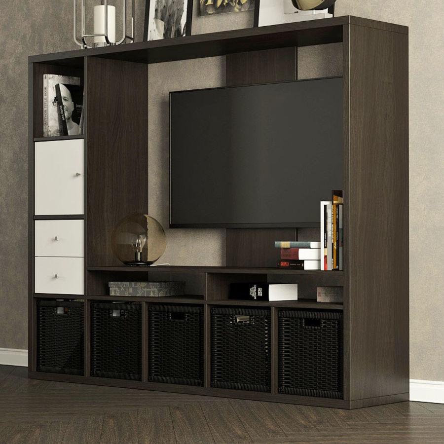 tv speicher lappland ikea 3d modell