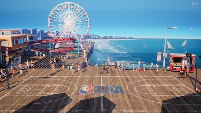 screenshot nba 2k playgrounds 2 1920x1080 2018 10 16 6 - NBA 2K Playgrounds 2 - FitgirlRepacks