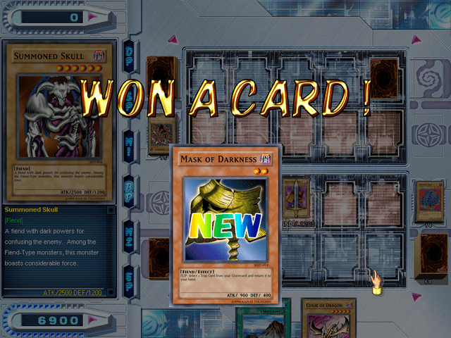 66140 yu gi oh power of chaos kaiba the revenge windows screenshot - Yu-Gi-Oh! Power of chaos (All 3 Games) Compressed