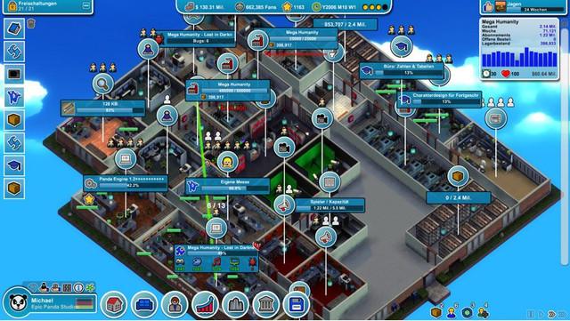 1061019 screenhi 930x524 en US 02 - Mad Games Tycoon (GOG)