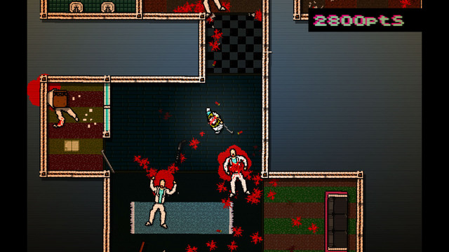 ps3 game 6837 ss2 - Hotline Miami PS3