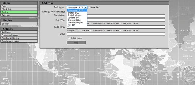 Andromeda Botnet V2.06 + ALL plugins Cracked