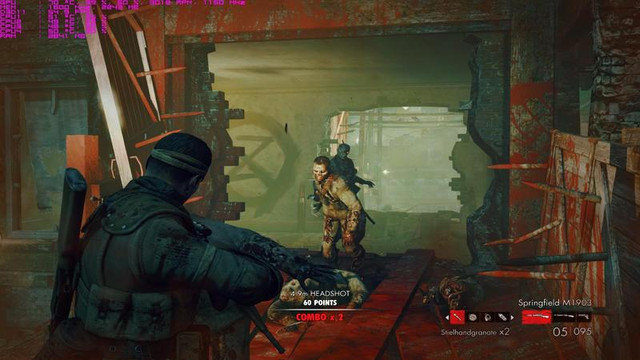 FzB1HEq - Zombie Army Trilogy-CODEX [ENG]