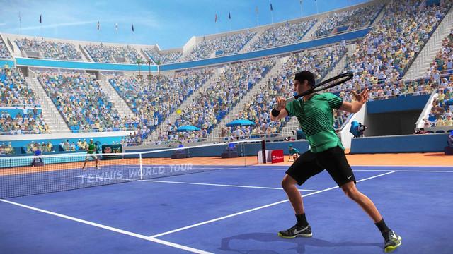 Tennis World Tour SKIDROW 2 - Tennis World Tour-SKIDROW PC