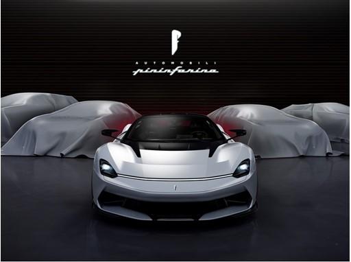 automobili pininfarina Battista platform