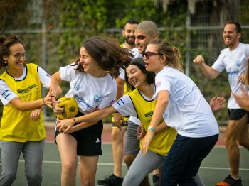Sport in the Service of Peace: Playing Fair, Leading Peace