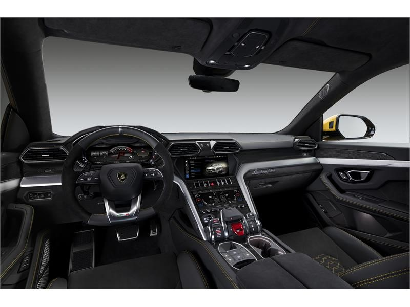 Der neue Lamborghini Urus kommt im Frühjahr 2018
