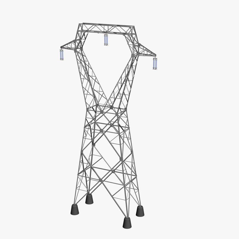 max electricity pylon
