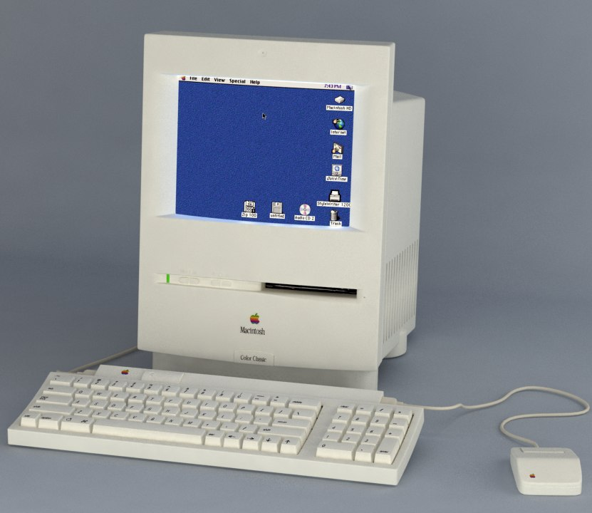 Macintosh Color Classic Bing Images