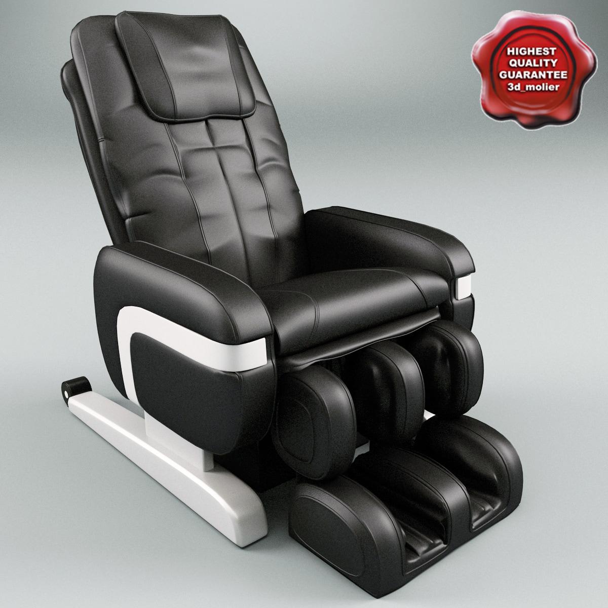 3d massage chair leopard print office bf 136 model