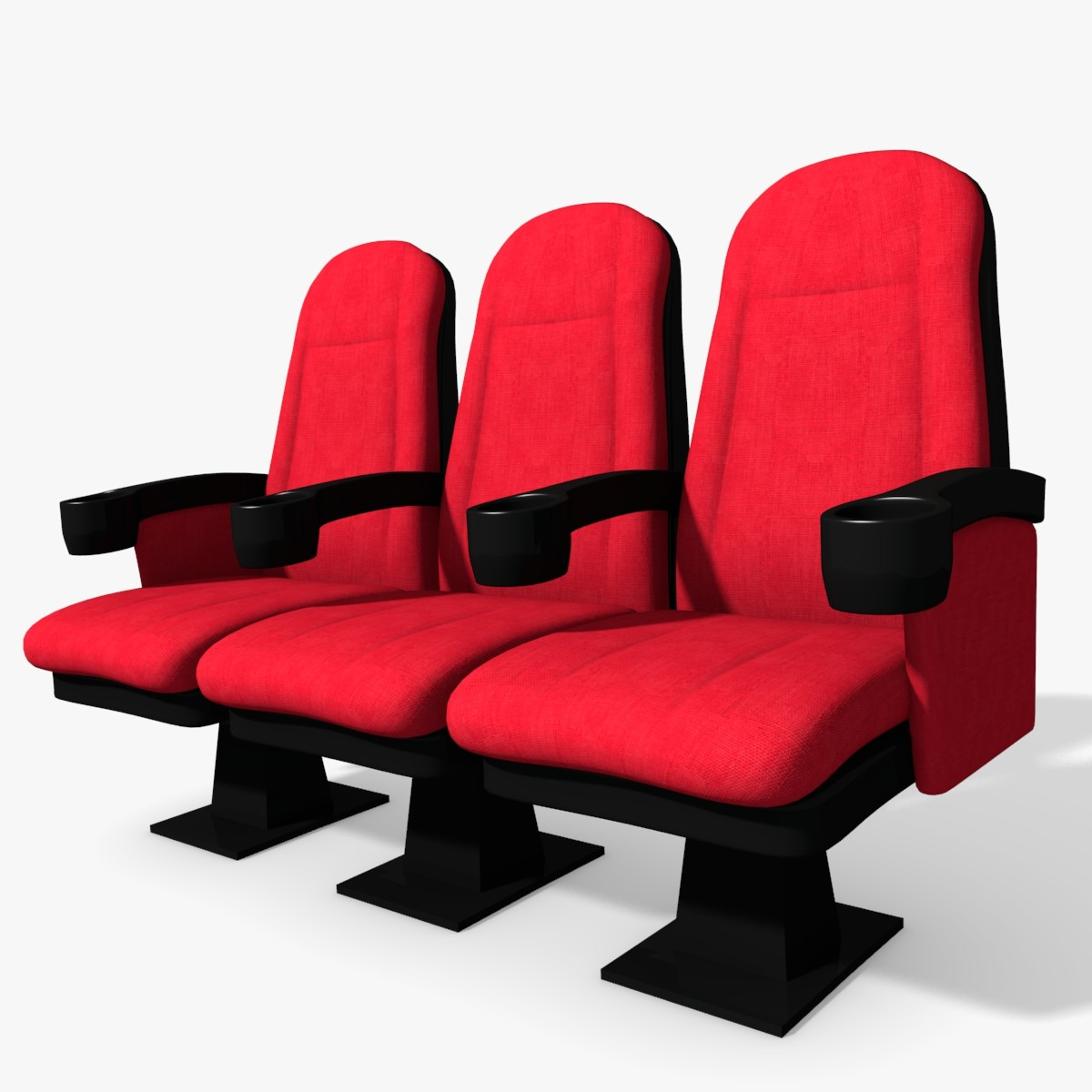 Movie Theater Chairs 3d Movie Theater Seats