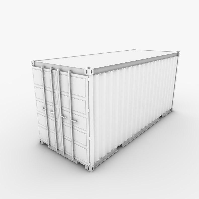 20 Feet Box Truck Dimensions