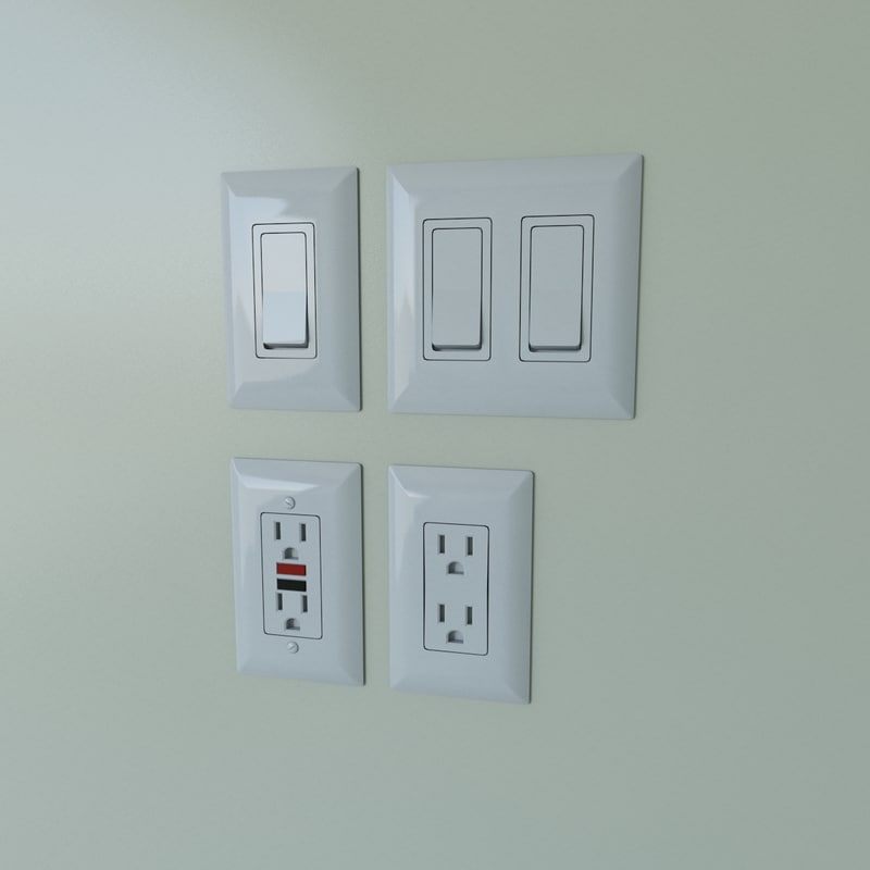 Option 5 Power To Light To Switch To Switch