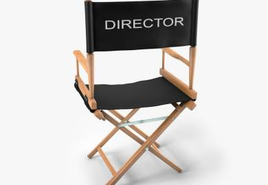 Director Chair Png