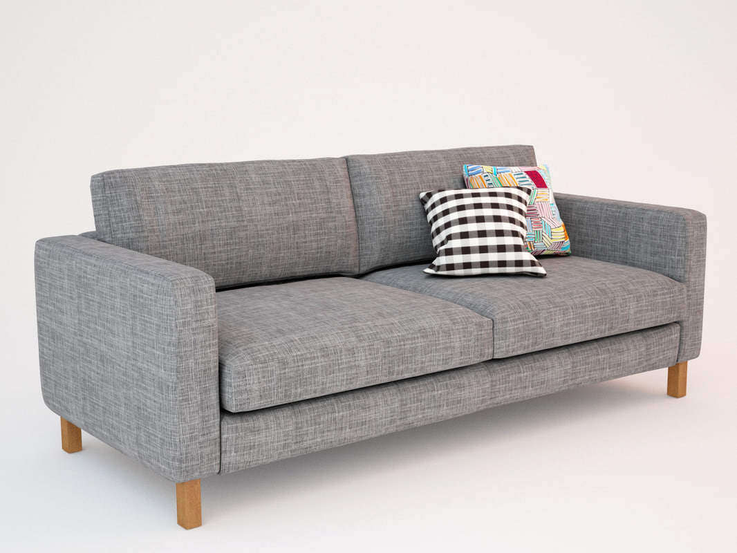 sofas in ikea madison place sofa chaise 3d karlstad seat