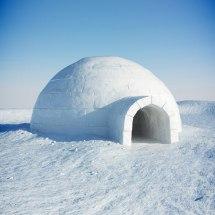 Igloo Snow Houses