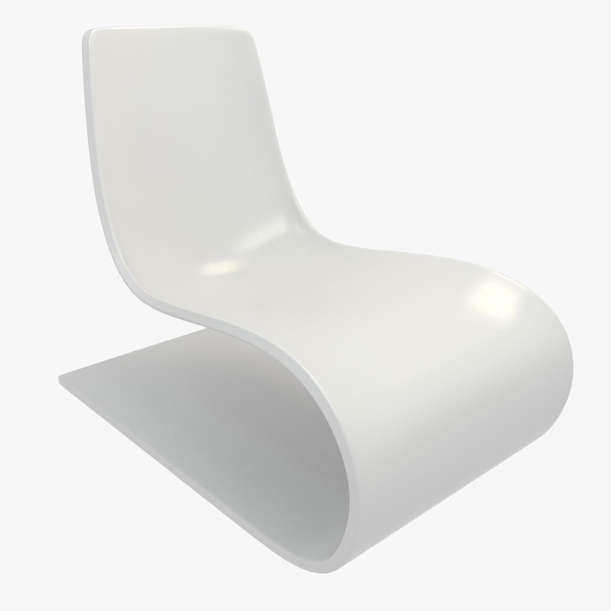 pvc lounge chair wheelchair umbrella 3dsmax plastic