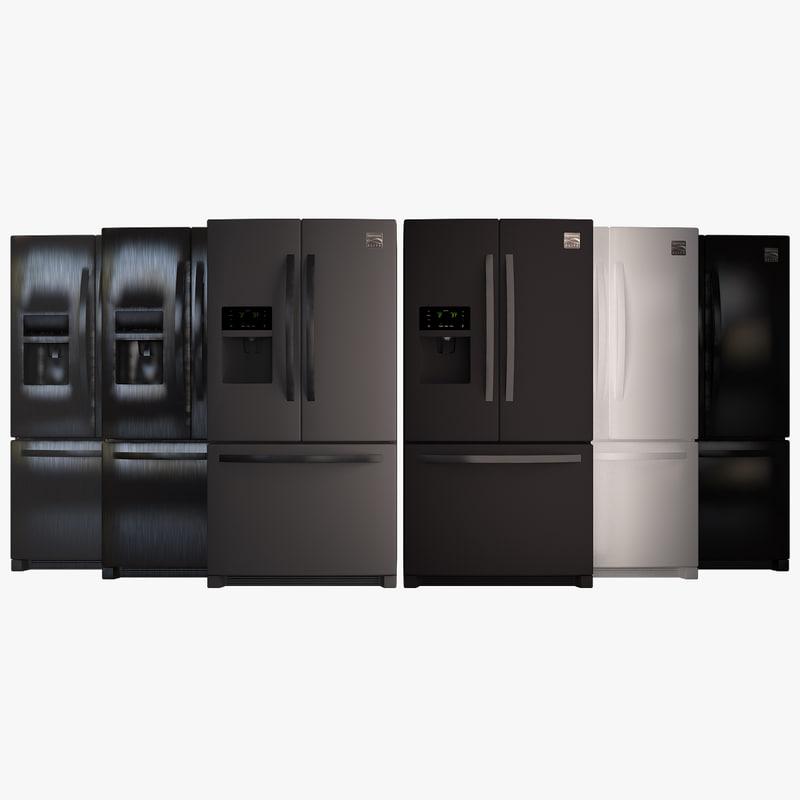 Kenmore Elite Counter Depth French Door