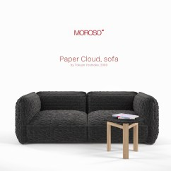 Cloud 9 Sofa Argos 2 Seater Brown Leather 3d Model Clouds Paper