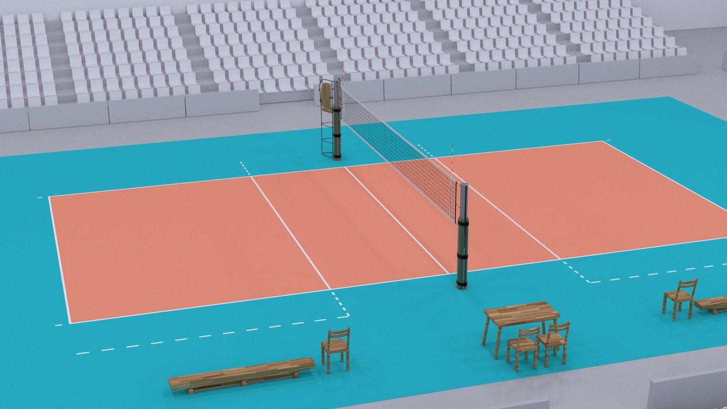 beach volleyball court diagram sheep brain superior view free engine image
