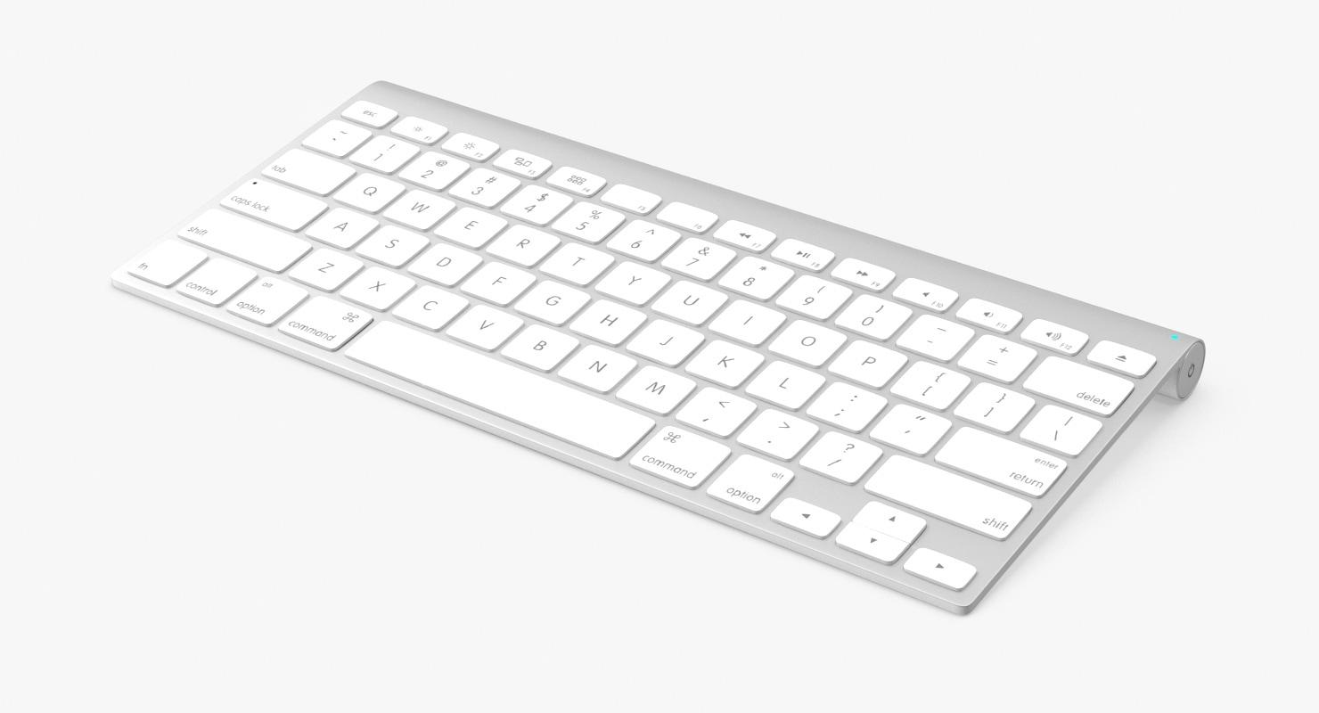 apple wireless keyboard max