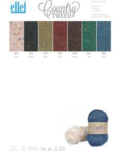 Elle country tweed double knit also products rh abcknitting