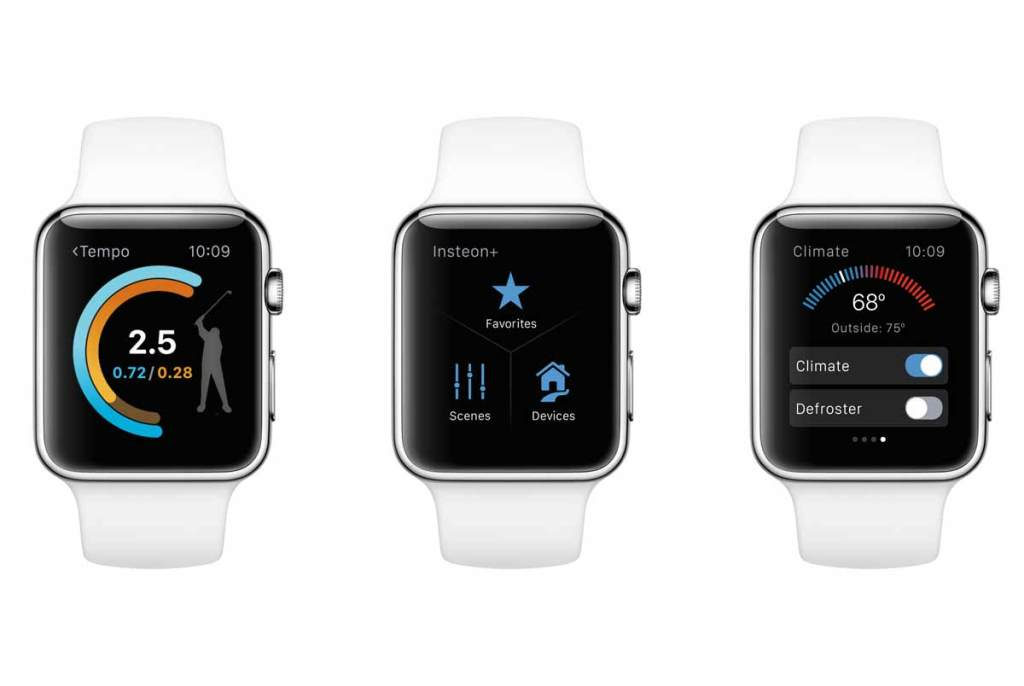 Test: l'Apple Watch au sommet avec WatchOS 2