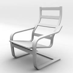 Ikea Poang Chair Parts Yoga Office Maya Poäng - Poäng... By Milosjakubec