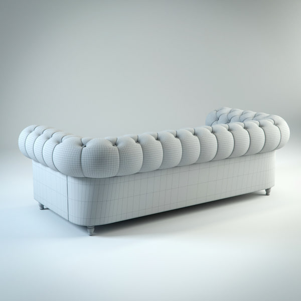 poltrona frau sofa review bed full sleeper maya photorealistic chester