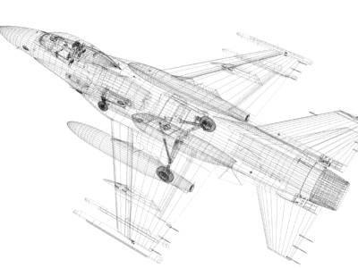 3ds f 16a falcon block 1