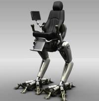 3dsmax robot rigged animation