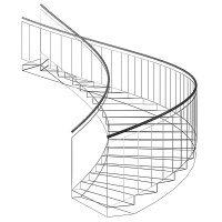 Staircase Drawing | www.imgkid.com - The Image Kid Has It!