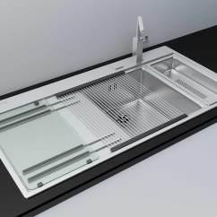 Franke Kitchen Sinks 60 Inch Table Max Modern Sink Accessories
