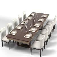Modern Large Dining Room Tables - Native Home Garden Design