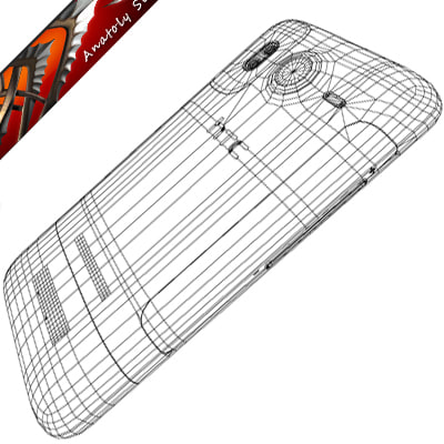 3ds max htc desire hd cell phone