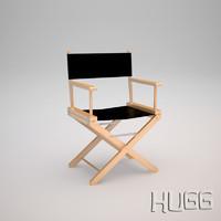 3d wheelchair chair wheel model