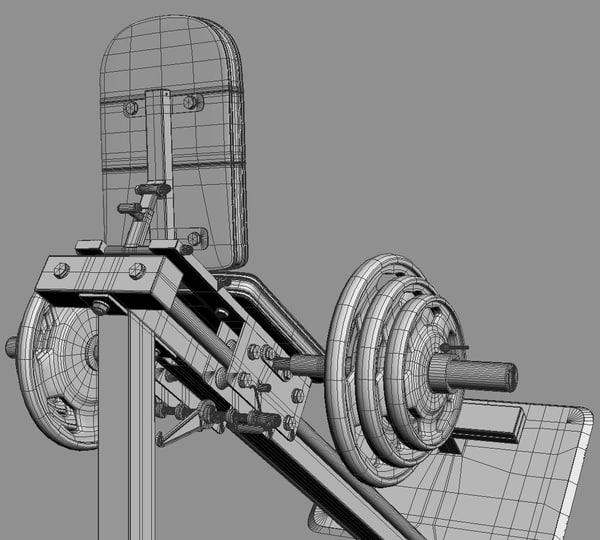 3d powertec p cls10 compact leg