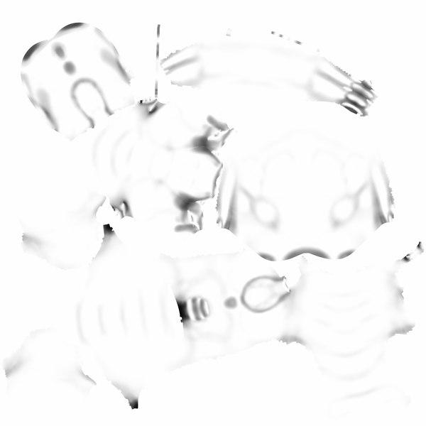 3d human embryo