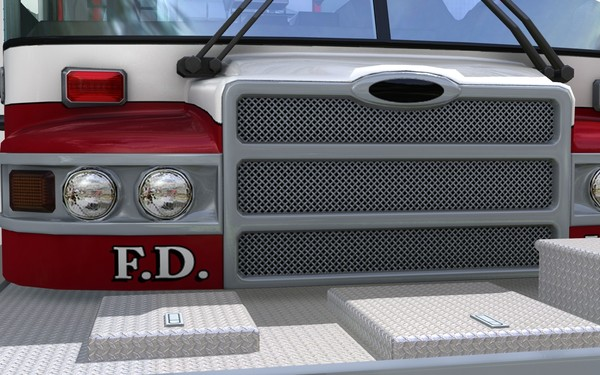 Eone Fire Truck Drawings