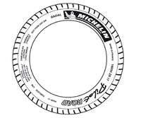 Texture jpg Pirelli Zero Nero