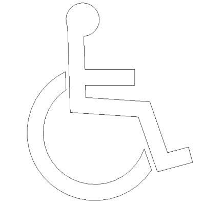 Building rfa handicap Accessibility