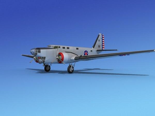 Douglas 18 Bolo Bomber 3ds